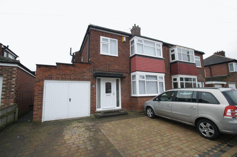 3 Bedrooms Semi Detached House for sale in Coxwold Road, Fairfield, Stockton, TS18 4HX