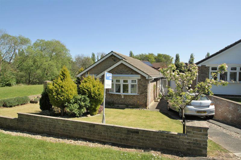 2 Bedrooms Detached Bungalow for sale in Aireborough Close, Whitehouse Farm, Stockton, TS19 0QZ