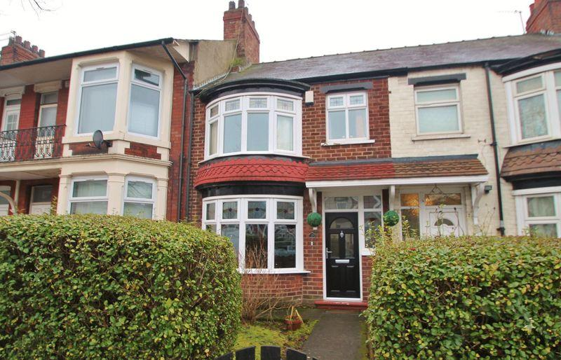 3 Bedrooms Terraced House for sale in Lothian Road, Middlesbrough