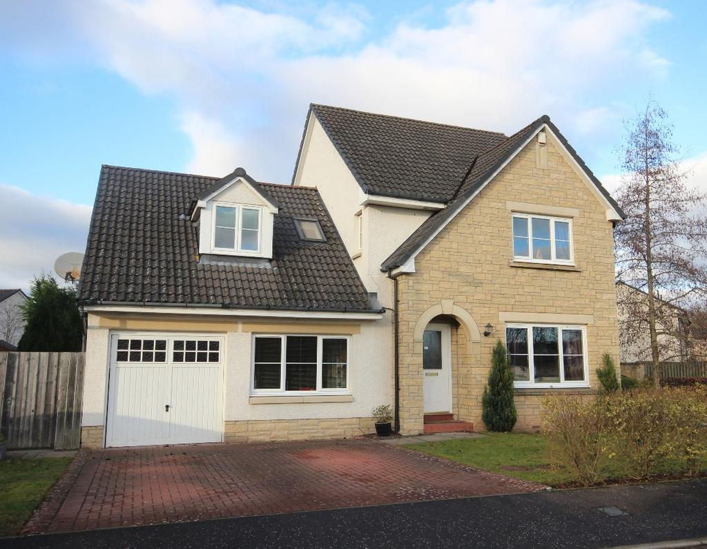 4 Bedrooms Detached House for sale in Lowfield Crescent , Luncarty , Perthshire , PH1 3FG