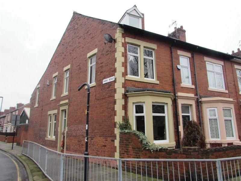 5 Bedrooms End Of Terrace House for sale in Park Road, Wallsend - Five Bedroom End-Of-Terrace