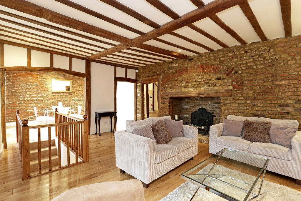 4 Bedrooms House for sale in Church Street, Chiswick, London