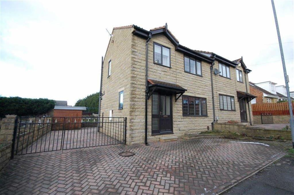 3 Bedrooms Semi Detached House for sale in Boundary Road, Dewsbury, WF13