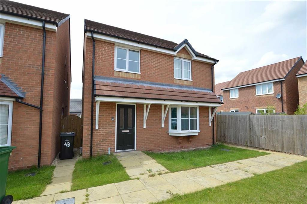 4 Bedrooms Detached House for sale in 45, Woodvine Road, Shrewsbury, SY1