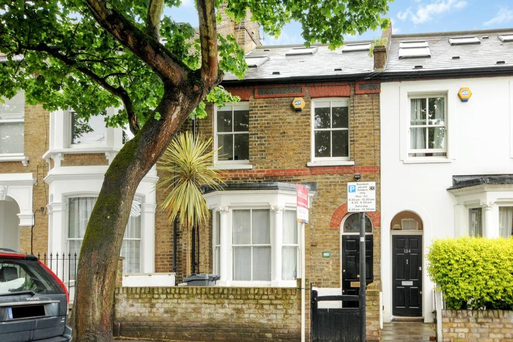 3 Bedrooms Terraced House for sale in Duke Road, Chiswick, W4