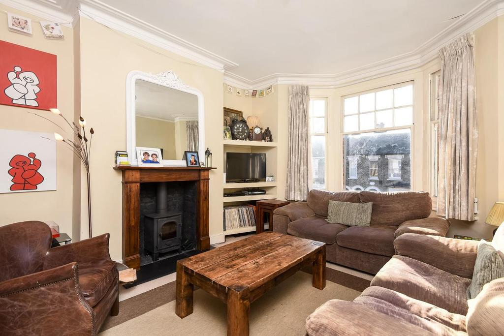 4 Bedrooms Maisonette Flat for sale in Trevelyan Road, Tooting, SW17