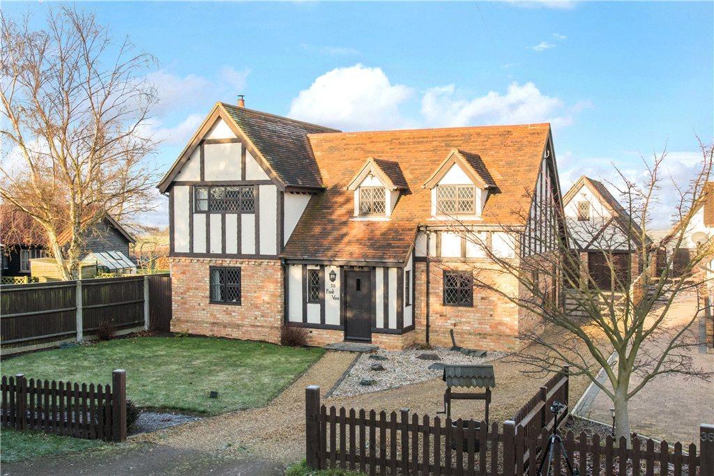 4 Bedrooms Detached House for sale in Sandy Road, Everton, Sandy, Bedfordshire