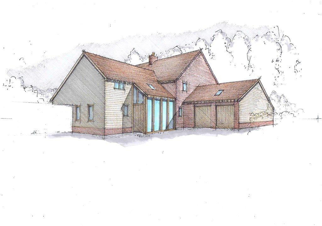 4 Bedrooms Detached House for sale in School Street, Honeybourne, Evesham, Worcestershire, WR11