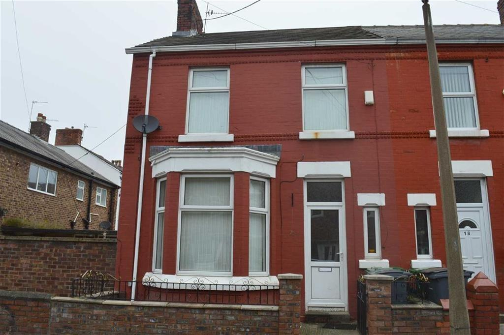 3 Bedrooms Terraced House for sale in Adelaide Street, CH44