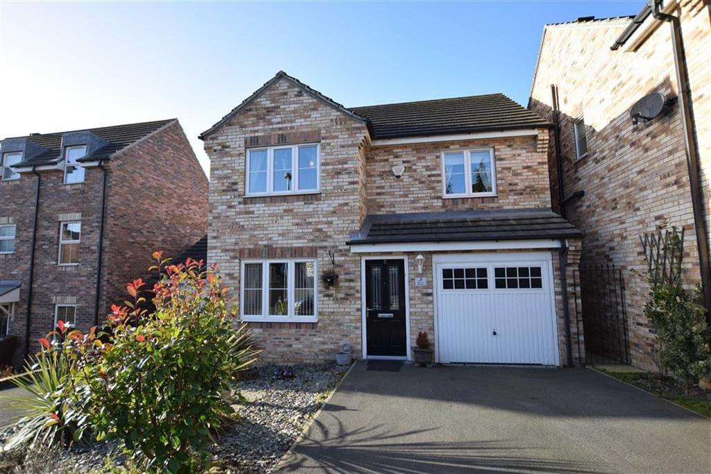 4 Bedrooms Detached House for sale in Cypress Heights, Barnsley, S71