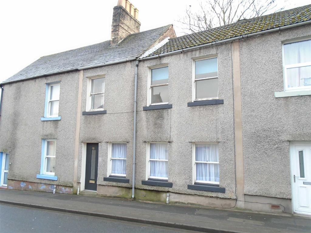 3 Bedrooms Terraced House for sale in Market Hill, Wigton, Cumbria