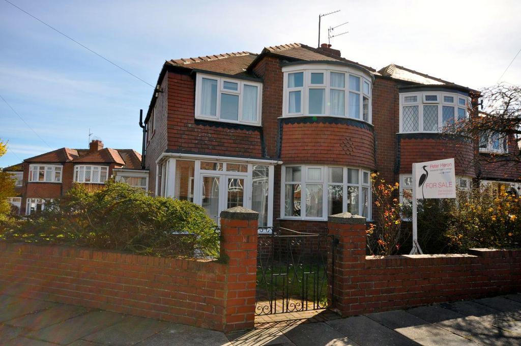 3 Bedrooms Semi Detached House for sale in Leominster Road, Sunderland