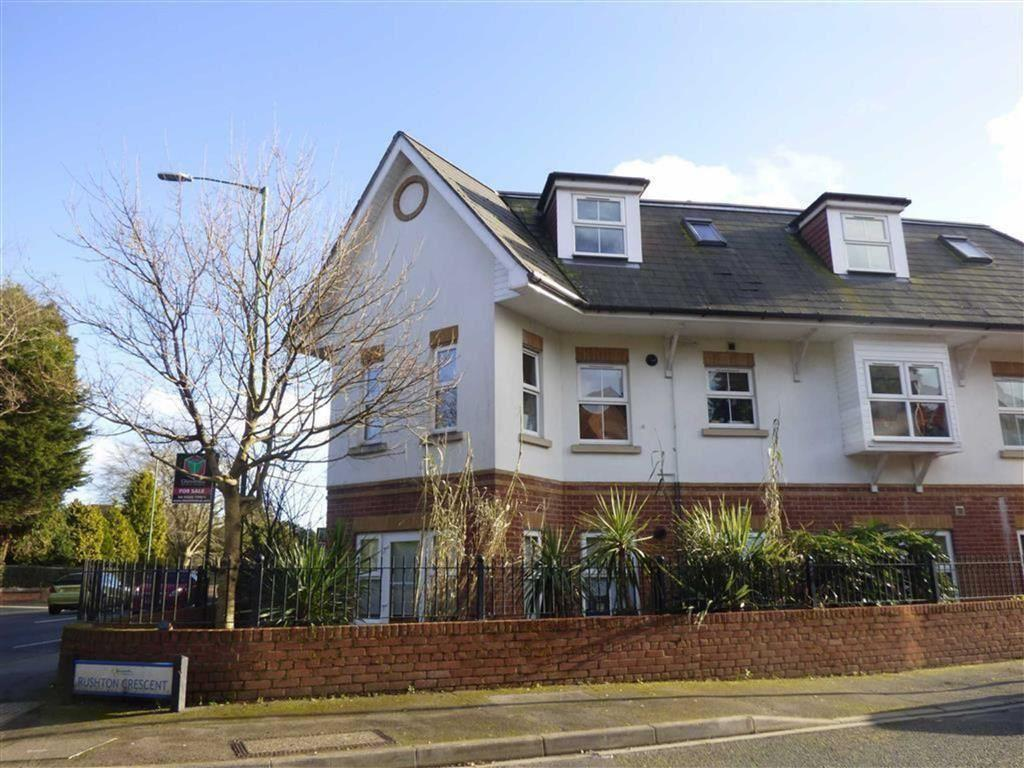 2 Bedrooms Flat for sale in Rushton Crescent, Bournemouth, Dorset, BH3