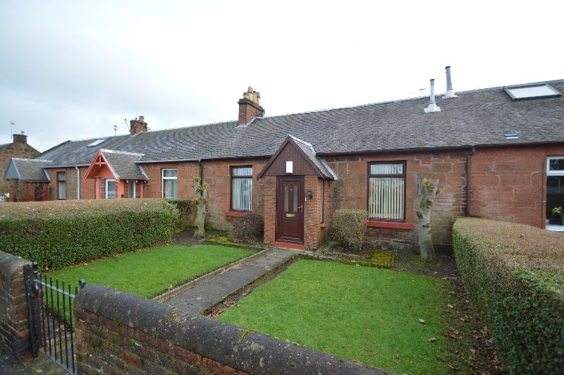 2 Bedrooms Bungalow for sale in Hunters Avenue, Ayr, South Ayrshire, KA8 9HS