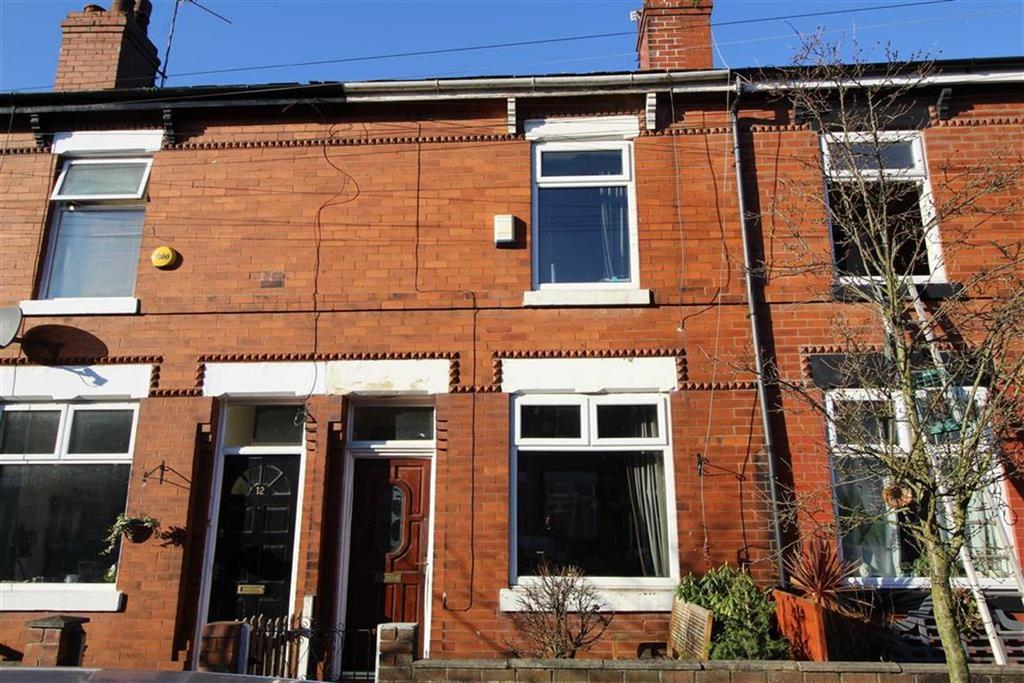 2 Bedrooms Terraced House for sale in Halstead Avenue, Chorlton