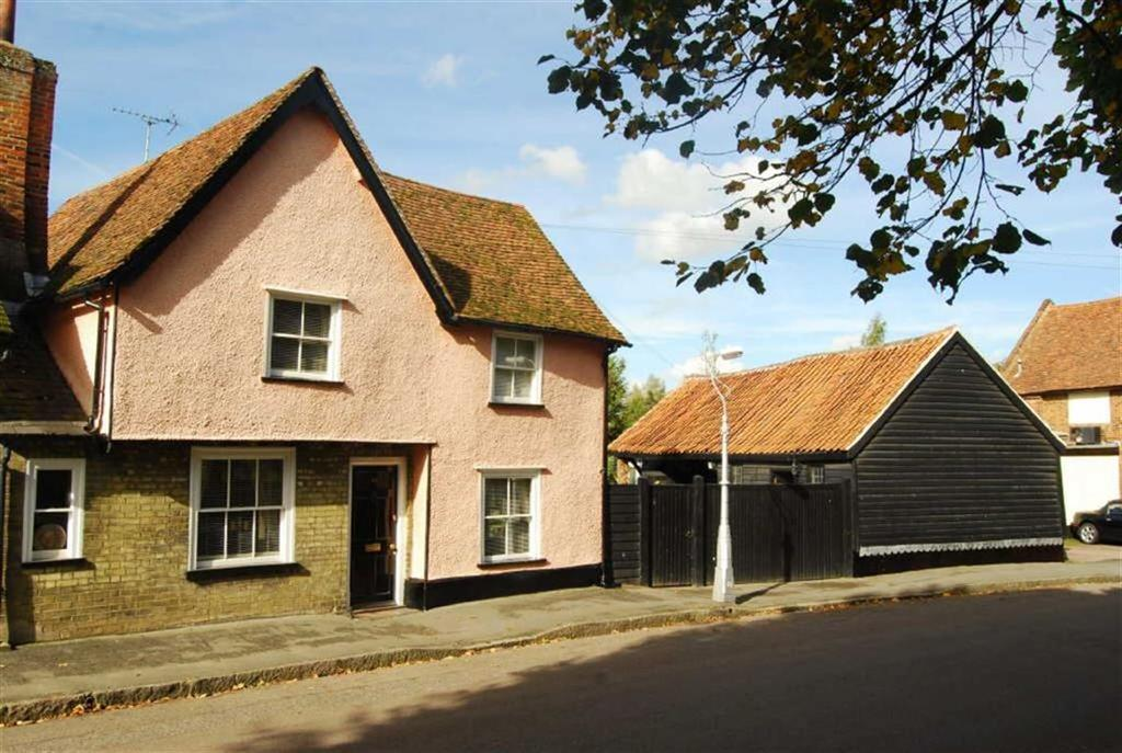 4 Bedrooms Semi Detached House for sale in High Street, Standon, Hertfordshire, SG11