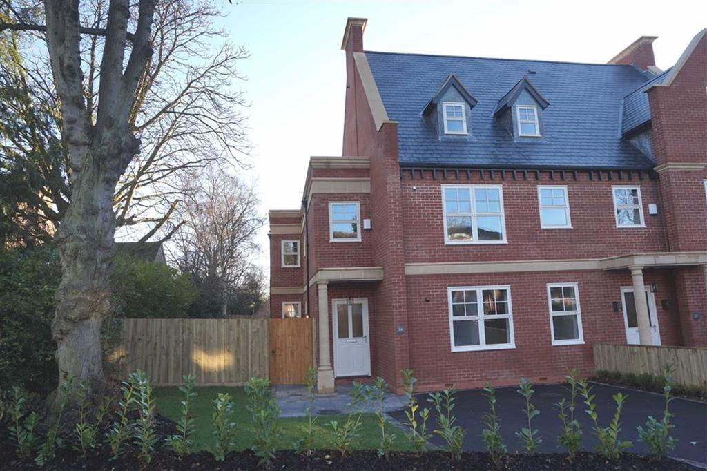 5 Bedrooms Semi Detached House for sale in Ratcliffe Road, Stoneygate, Leicester