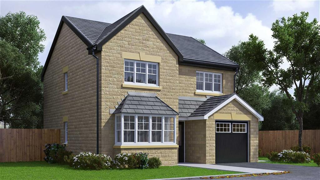 4 Bedrooms Detached House for sale in Sycamore Grove, Burnley, Lancashire