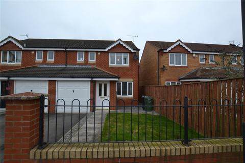 3 Bedroom Semi Detached House To Rent   Dunscar, Houghton Le Spring, Tyne