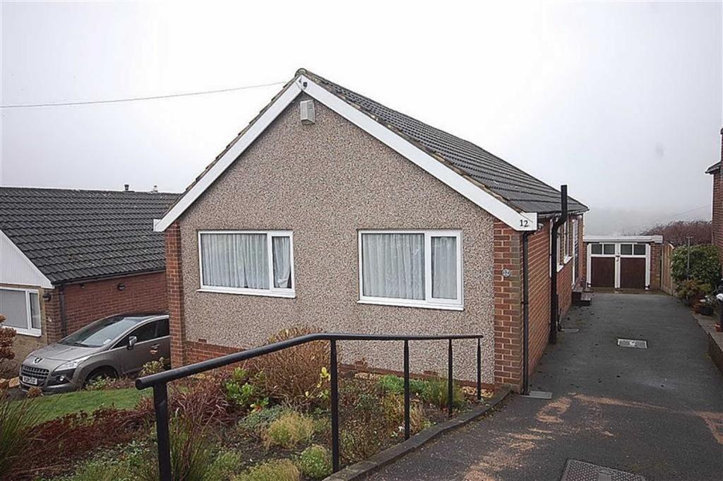 3 Bedrooms Detached Bungalow for sale in Manor Park Way, Lepton, Huddersfield, HD8