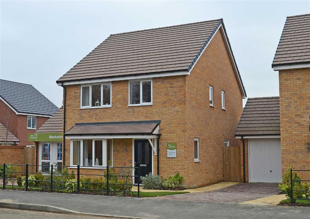 4 Bedrooms Detached House for sale in Green Lane, Towcester
