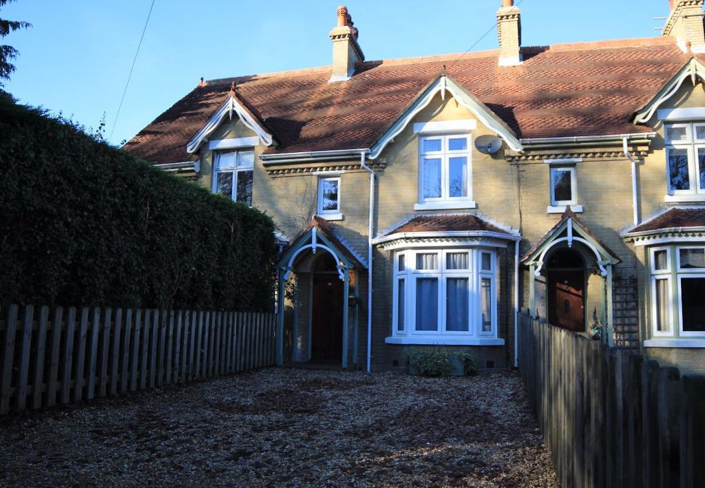 3 Bedrooms Cottage House for sale in Furzedown Cottages, Hythe