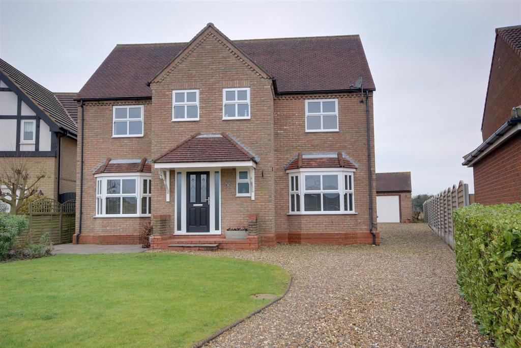 5 Bedrooms Detached House for sale in Valley Drive, Kirk Ella, Hull