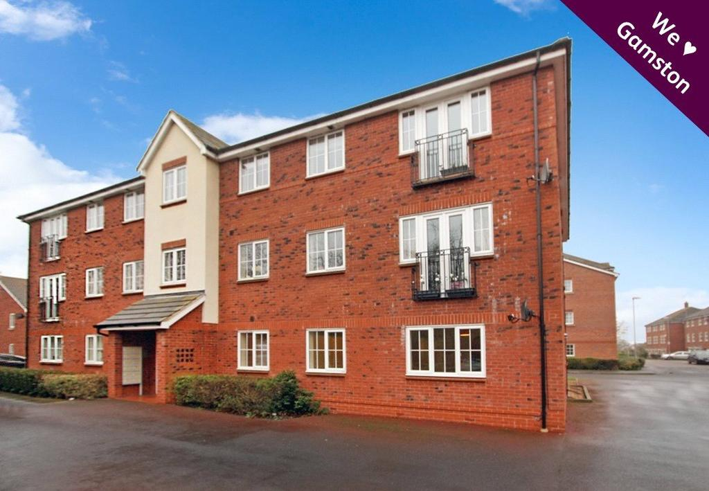 2 Bedrooms Flat for sale in Stavely Way, Gamston, Nottingham, NG2