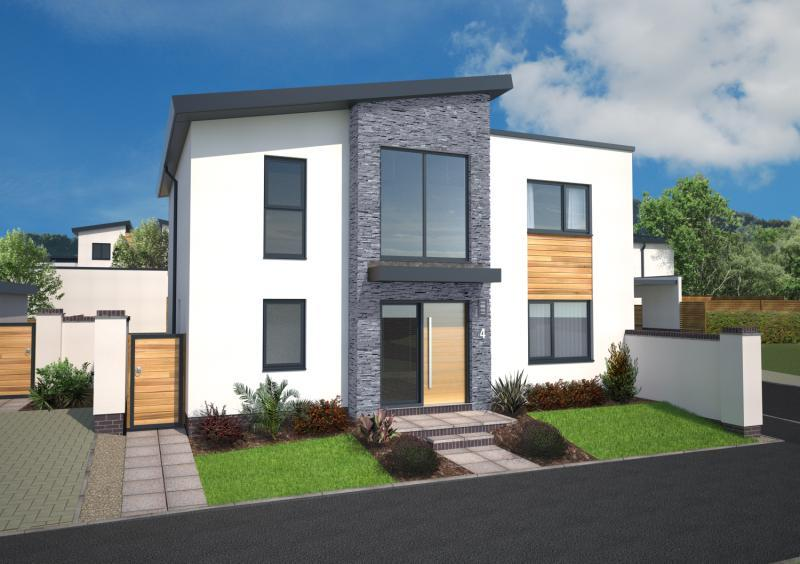 4 Bedrooms Detached House for sale in Plot 4, The Abbotsbury (Phase 2), Holland Park, Old Rydon Lane, Exeter, EX2