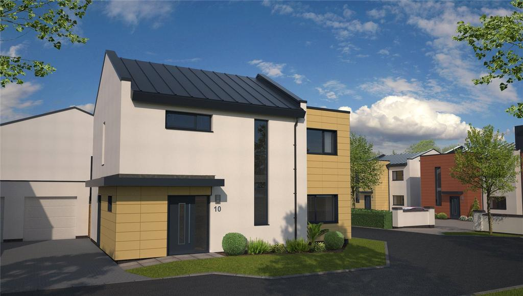 3 Bedrooms Detached House for sale in Plot 10 - The Henbury, The Chasse, Exeter Road, Topsham, EX3