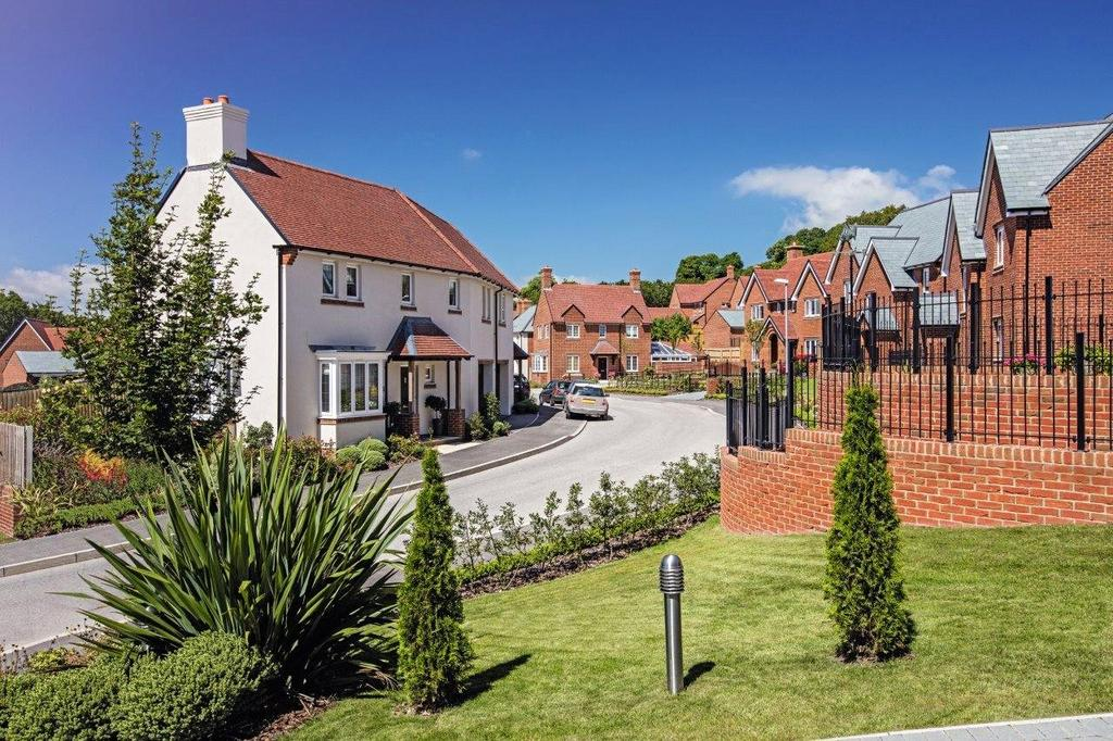 3 Bedrooms Semi Detached House for sale in Plot 48 - The Acton, Woodberry Copse, Lyme Regis, Dorset, DT7
