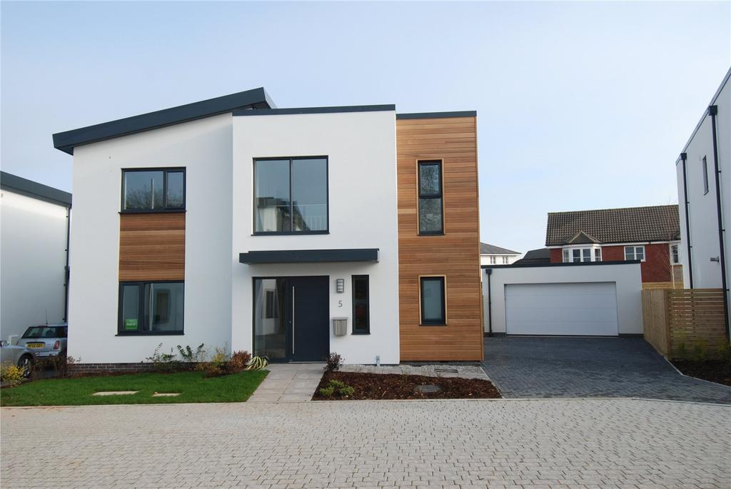 4 Bedrooms Detached House for sale in Plot 9, The Brodsworth (Phase 2), Holland Park, Old Rydon Lane, Exeter, EX2