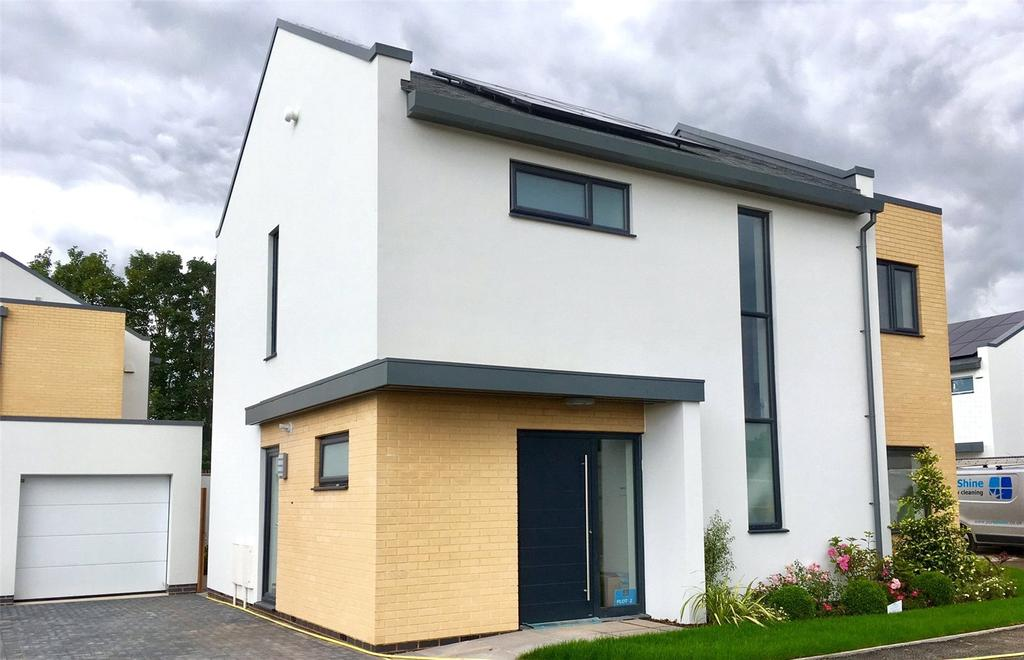 3 Bedrooms Detached House for sale in Plot 9 - The Henbury, The Chasse, Exeter Road, Topsham, EX3