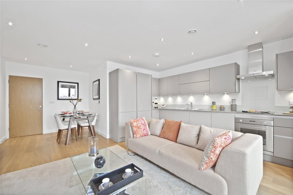 2 Bedrooms Flat for sale in Oldridge Road, Balham, London