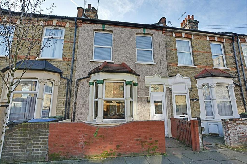 3 Bedrooms Terraced House for sale in Alpha Road, London, N18