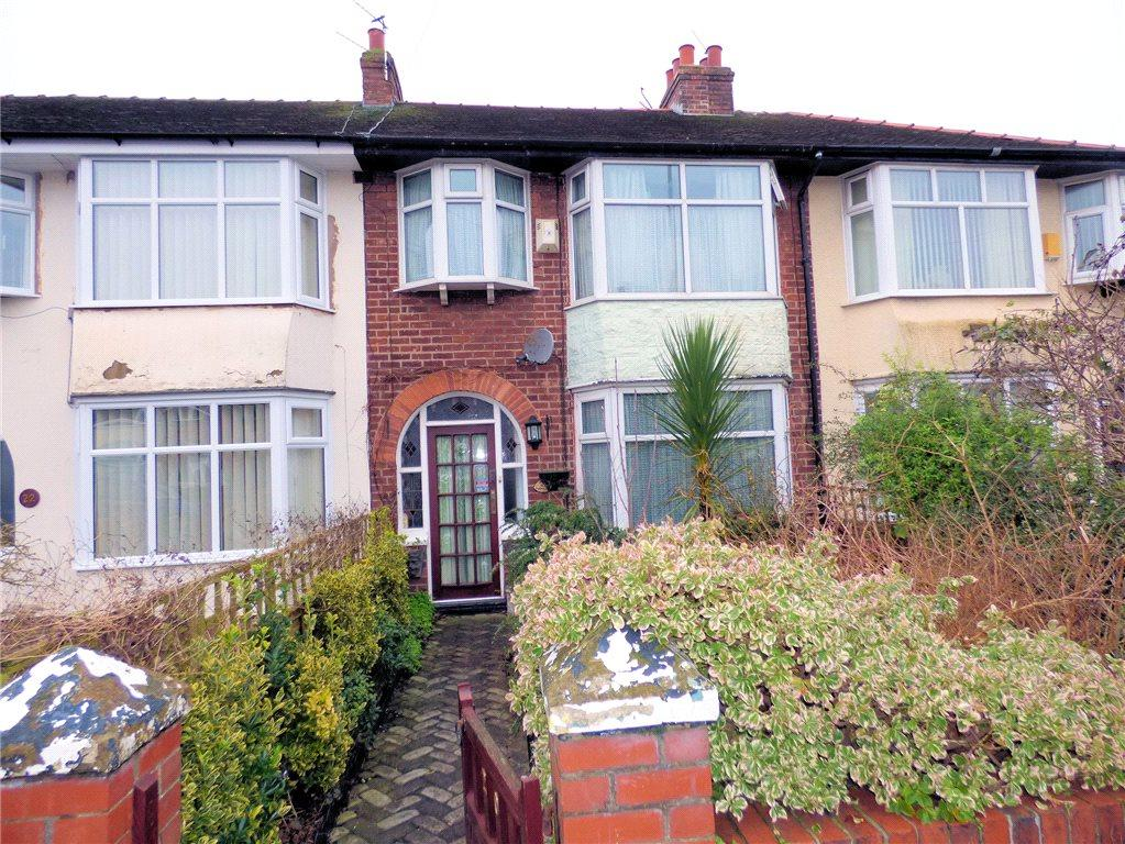 3 Bedrooms Terraced House for sale in Rosedale Avenue, Marton, Blackpool