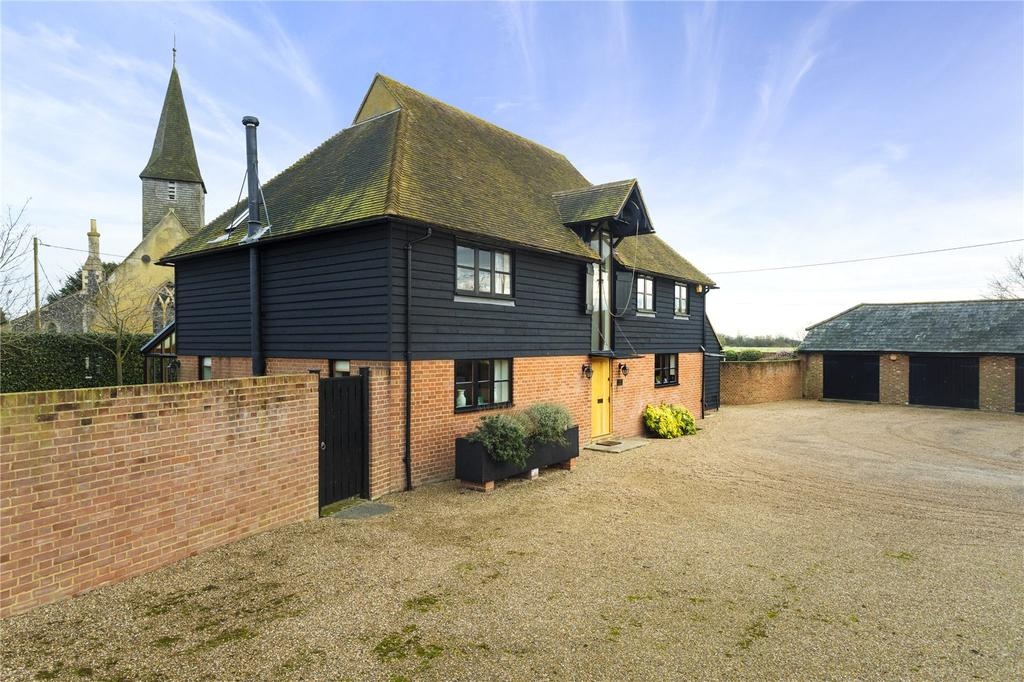 4 Bedrooms Detached House for sale in Church Lane, Hoath, Canterbury, Kent