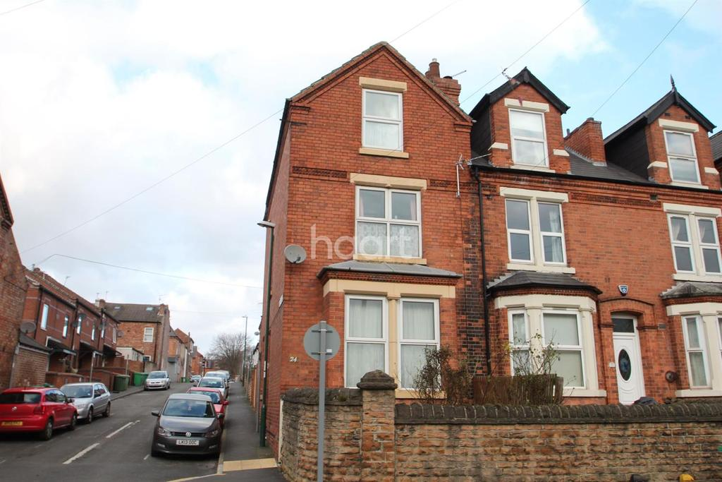 4 Bedrooms Terraced House for sale in Sherwin Road, Lenton