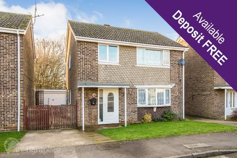4 bedroom detached house to rent - Welland Drive, Newport Pagnell