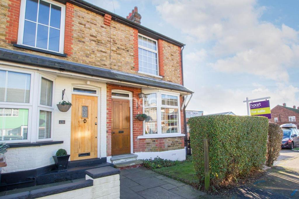 2 Bedrooms End Of Terrace House for sale in Breakspeare Road, Abbots Langley, WD5