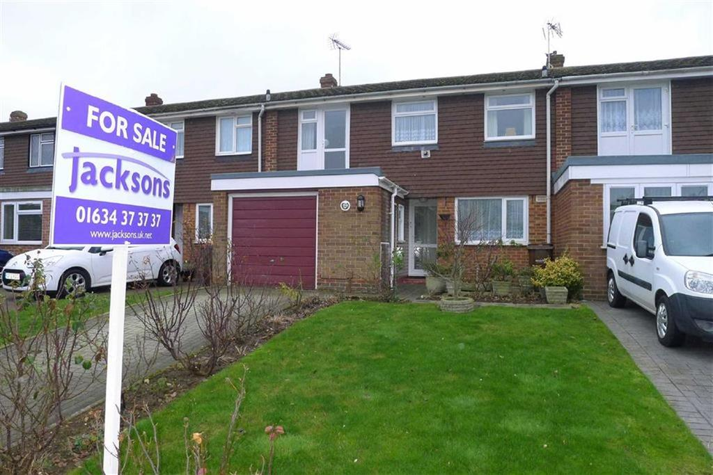 3 Bedrooms Terraced House for sale in Childscroft Road, Rainham, Kent, ME8