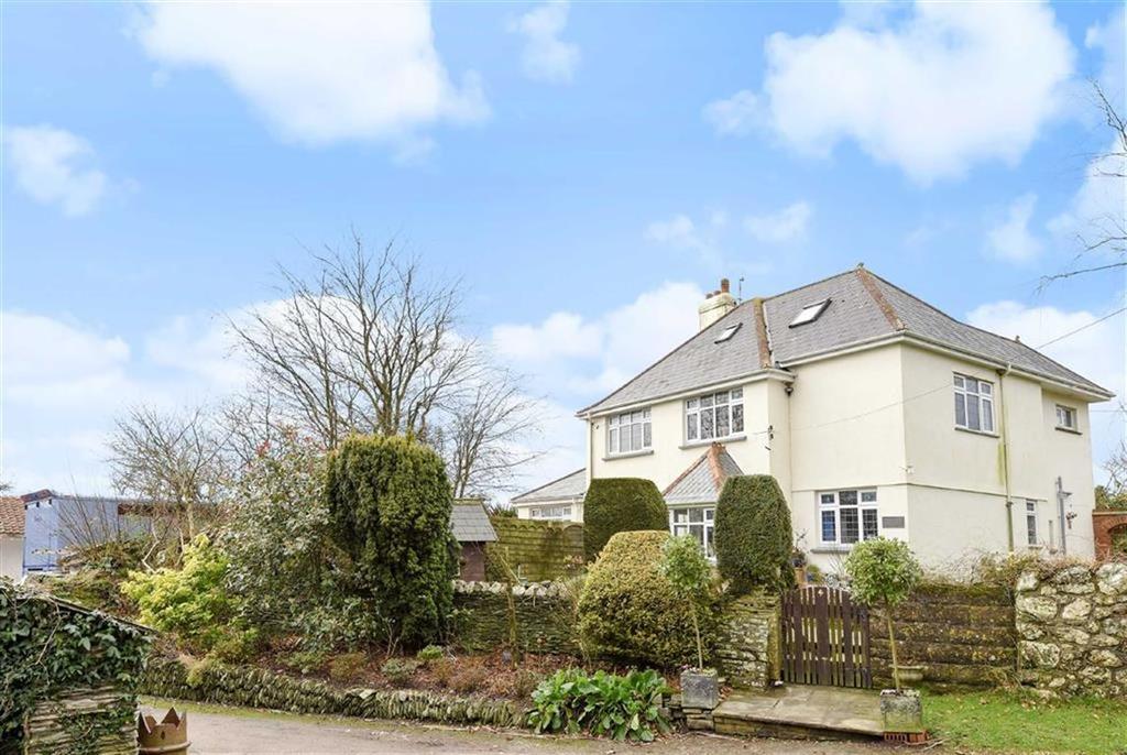 5 Bedrooms Detached House for sale in Bittadon, Barnstaple, Devon, EX31