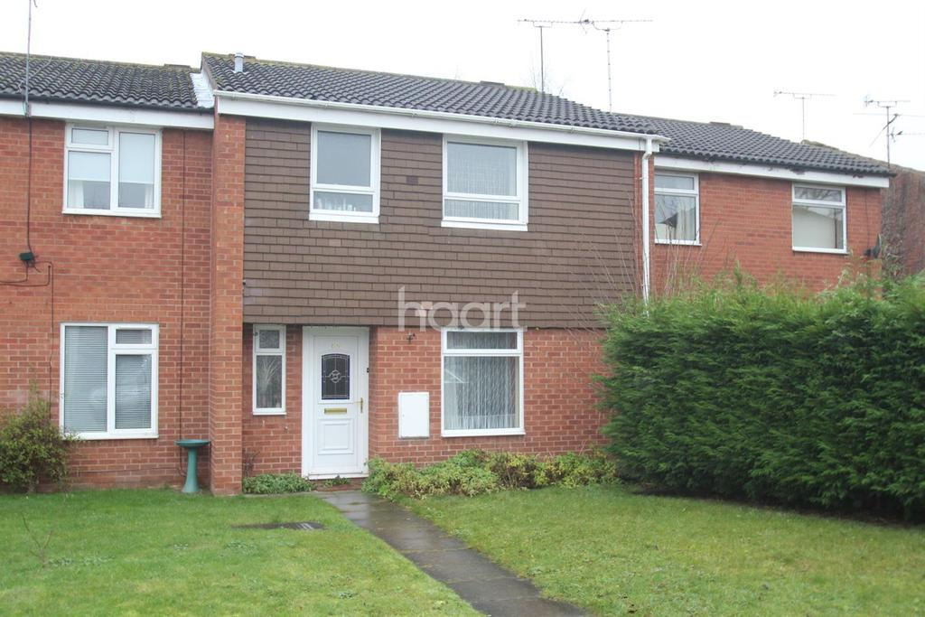 3 Bedrooms Terraced House for sale in Ashworth Avenue, Ruddington, Nottinghamshire