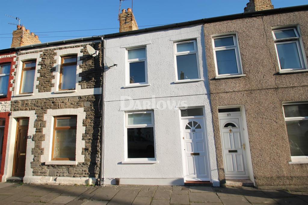 2 Bedrooms Terraced House for sale in Warwick Street, Grangetown
