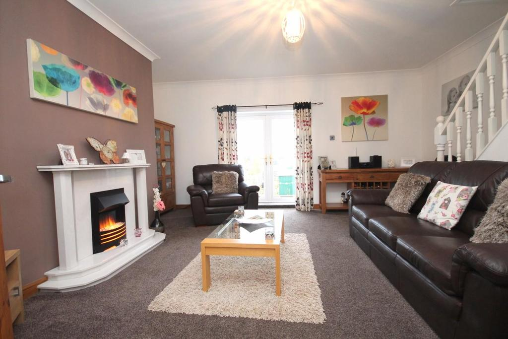 3 Bedrooms House for sale in Railway Terrace, Willington, Crook