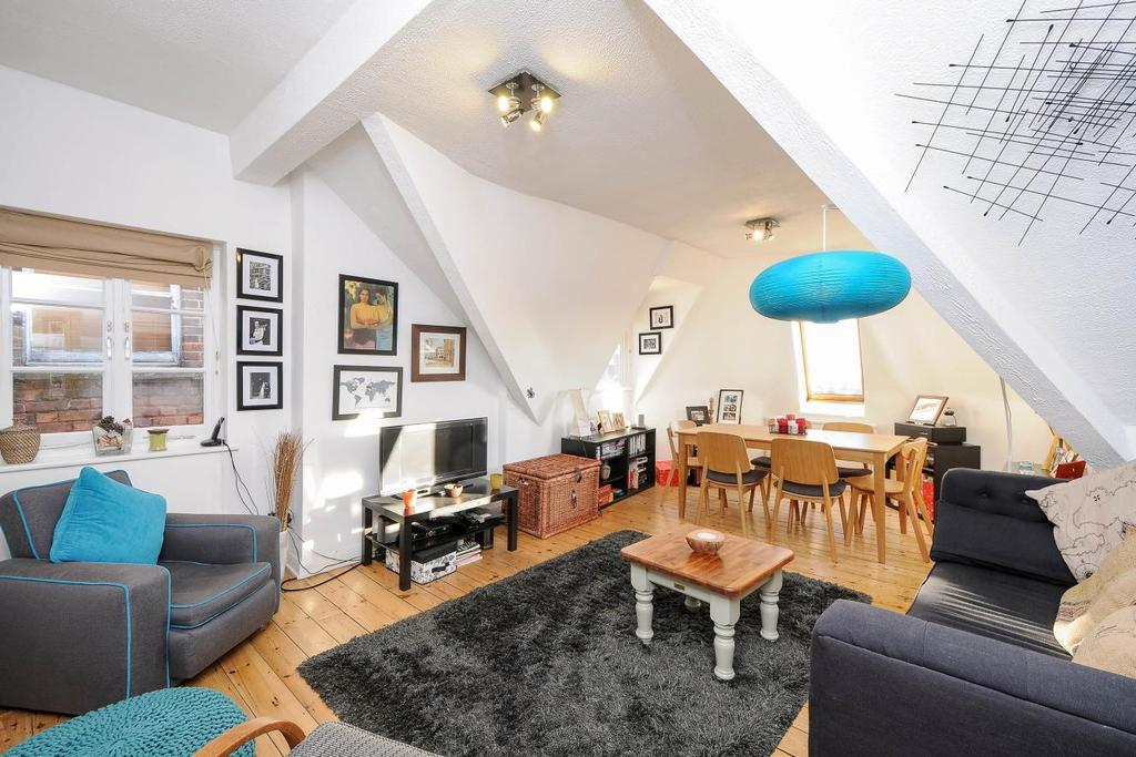 2 Bedrooms Flat for sale in Mount View Road, Stroud Green, N4