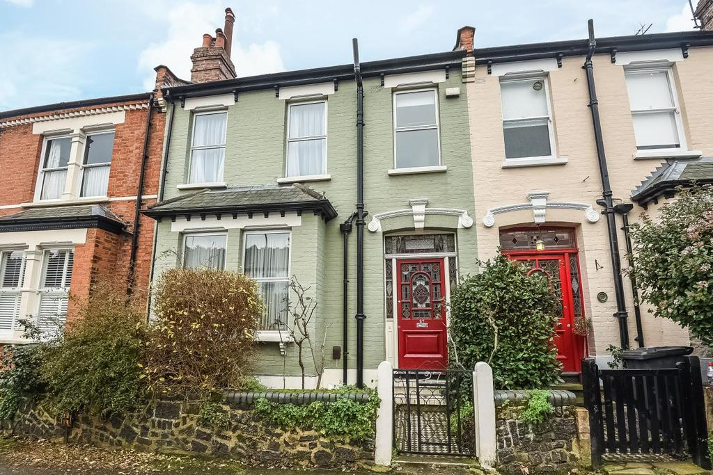 3 Bedrooms Terraced House for sale in Coldfall Avenue, Muswell Hill, N10