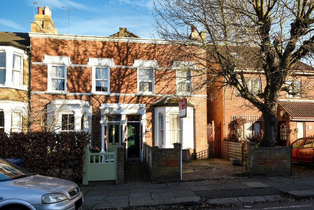 3 Bedrooms Terraced House for sale in Pembroke Road, Muswell Hill, N10