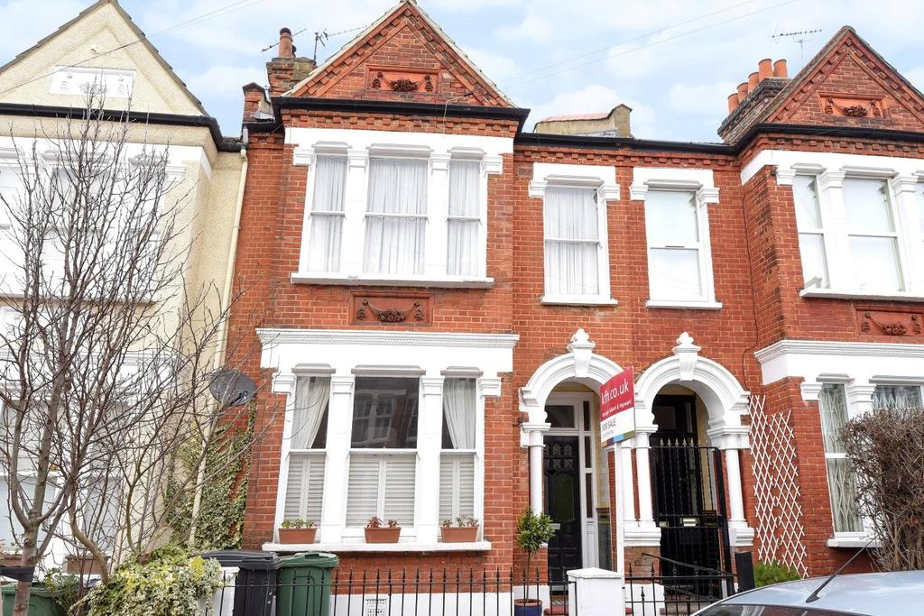 2 Bedrooms Flat for sale in Norfolk House Road, Streatham, SW16