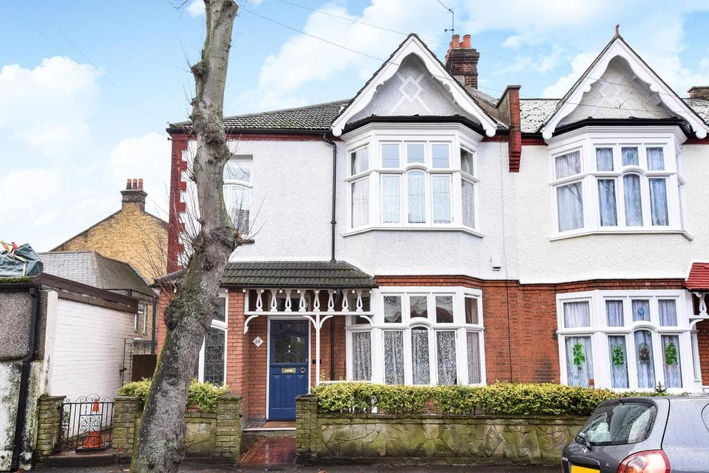 4 Bedrooms Semi Detached House for sale in Fernwood Avenue, Streatham, SW16